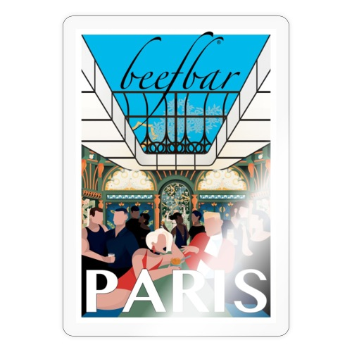 Paris - Sticker