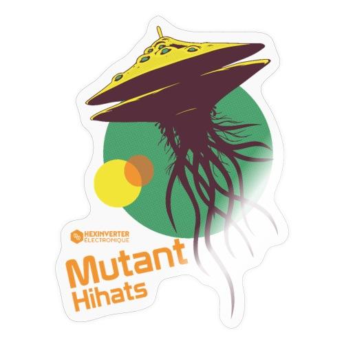 Hexinverter Mutant Hihats - Sticker