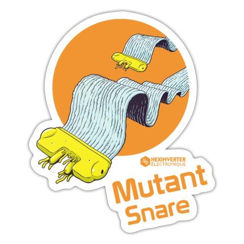 Hexinverter Mutant Snare - Sticker