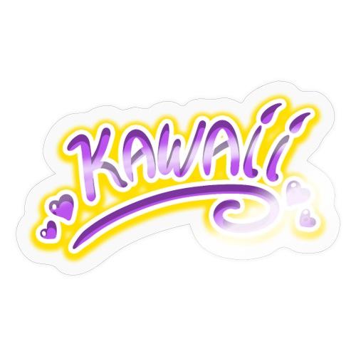 Kawaii Logo! - Autocollant