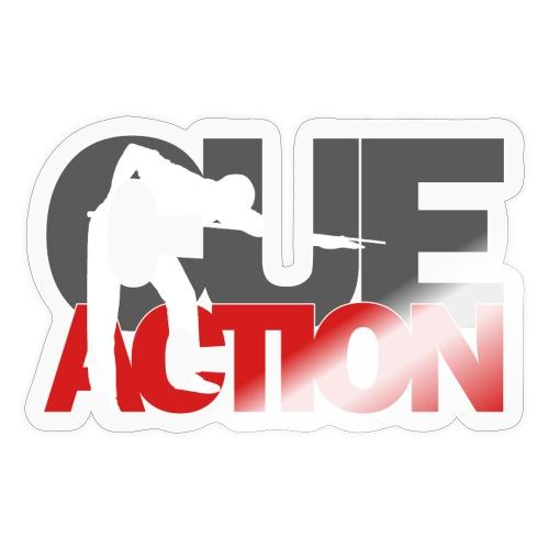 CueAction - Sticker