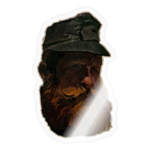 Mountain Man - Sticker