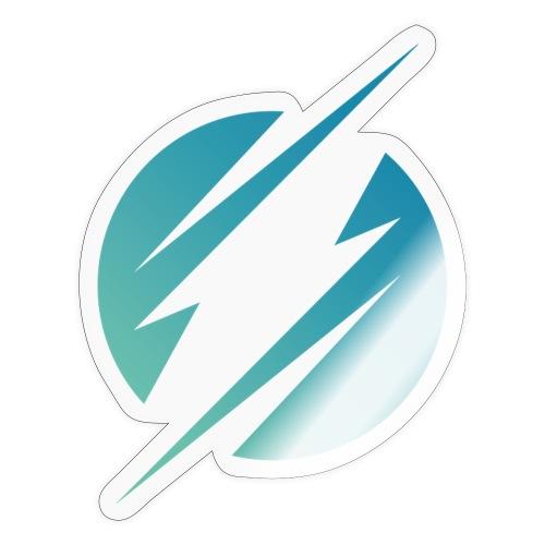 Lightning - Klistermärke