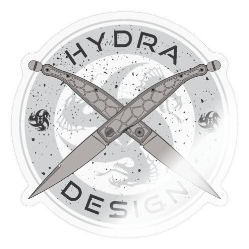 Hydra Design Roman Knives - Adesivo
