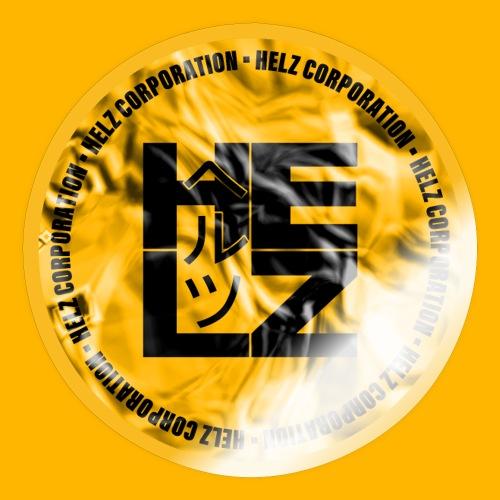 HELZ (Sticker Orange) - Autocollant