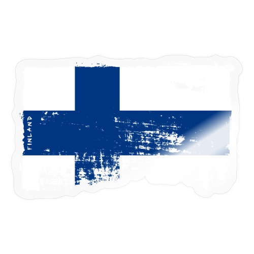 Suomen lippu, Finnish flag T-shirts 151 Products - Tarra
