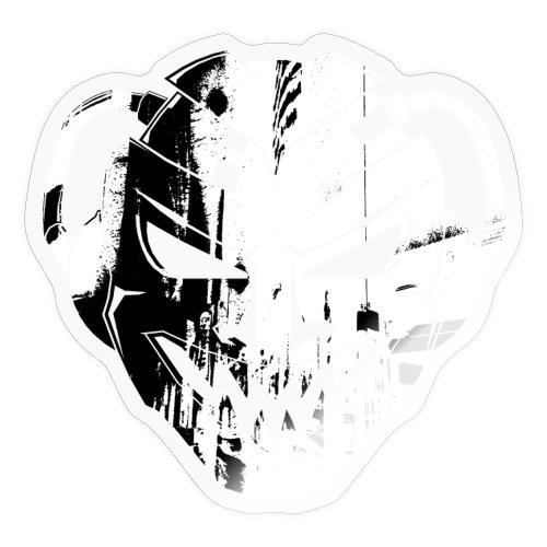 logoSEUA dirty - Klistermärke