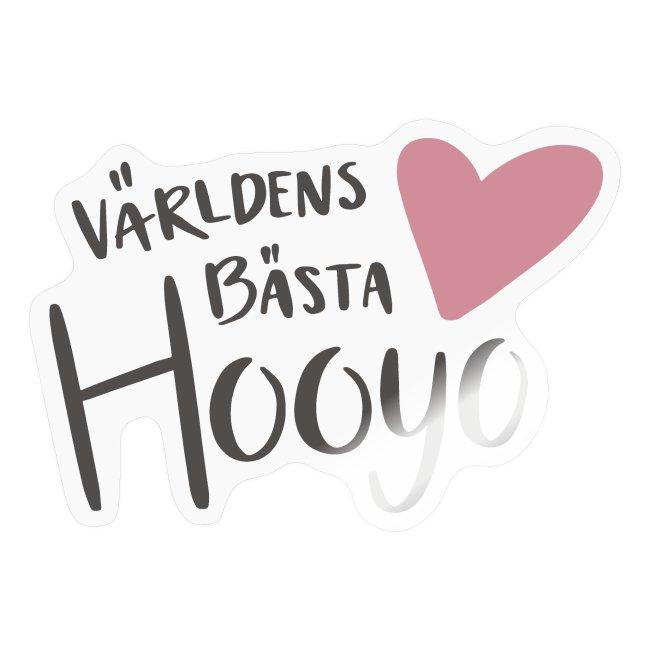 Världens bästa Hooyo