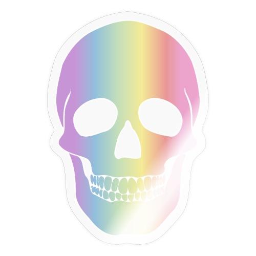 Rainbow Skull - Tarra