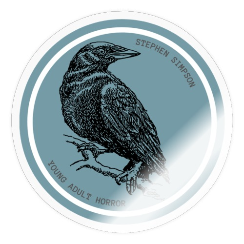StephenSimpson Young Adult Horror - Sticker