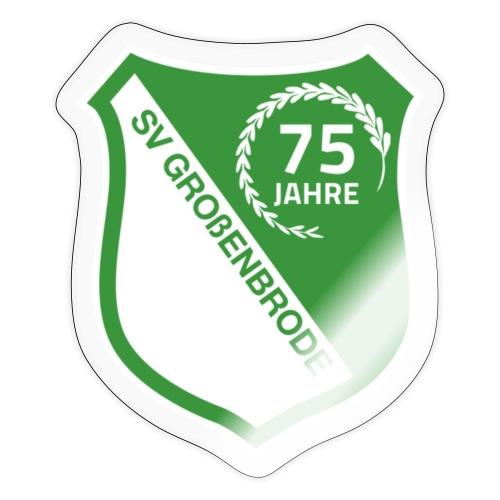SVG Logo 75 Jubi - Sticker
