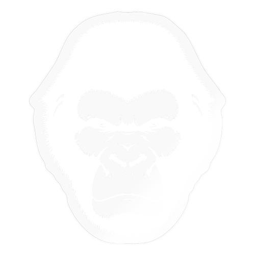 Gorille - Autocollant