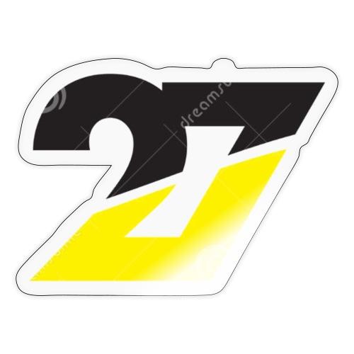 Mon tshirt studio 27 - Sticker
