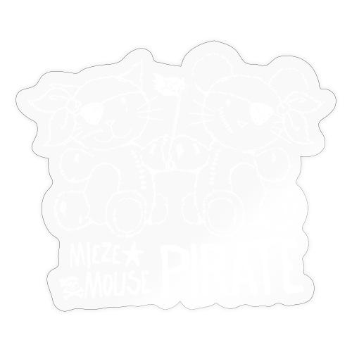 MIEZEMOUSE PIRATE BOYS - Sticker