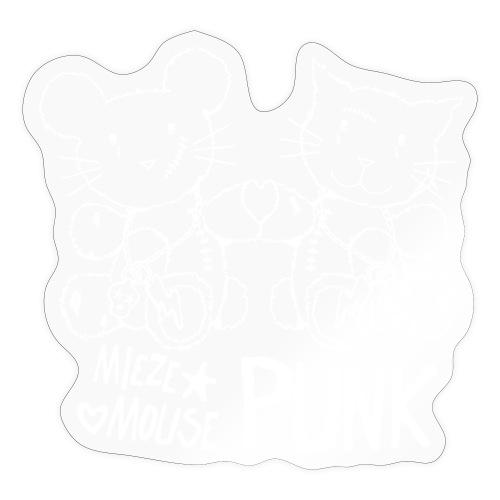 MIEZEMOUSE PUNK GIRLS - Sticker