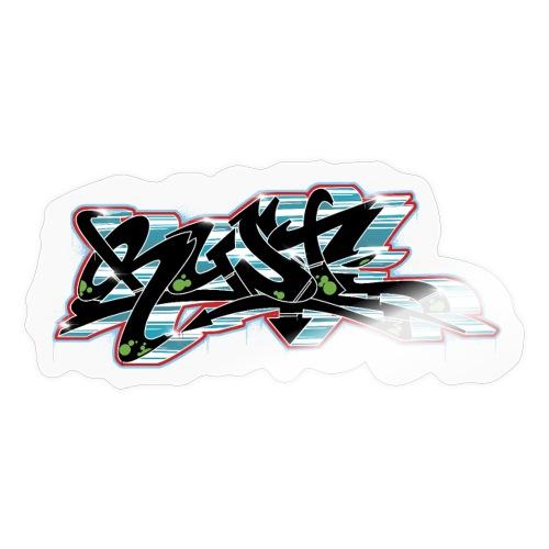 Rust Graffiti Style 1.0 - Sticker