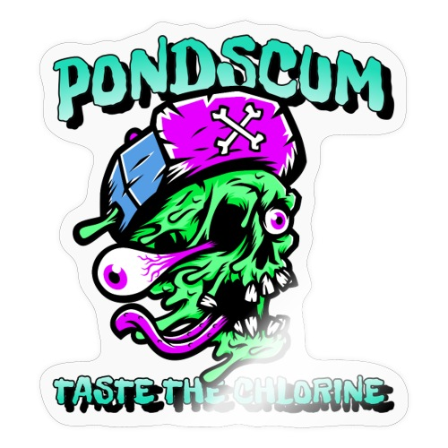 Pond Scum - Sticker