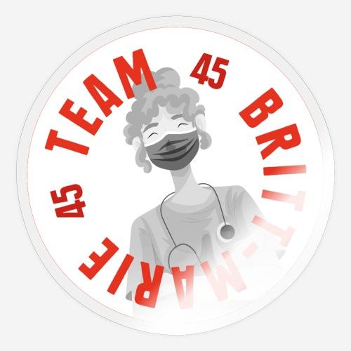 Team Britt-Marie - Klistermärke