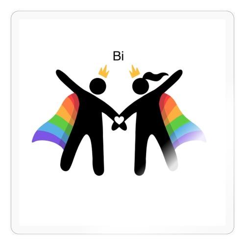 LGBT BI - Sticker