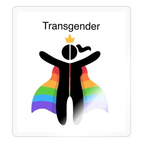 LGBT Transgender - Sticker