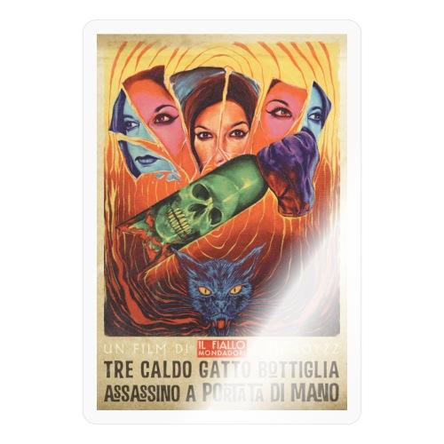 Tre Caldo Gatto... / Fiallo - COLOR (1 print) - Tarra