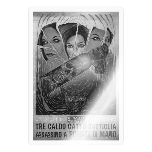 Tre Caldo Gatto... / Fiallo - B&W (1 print) - Tarra