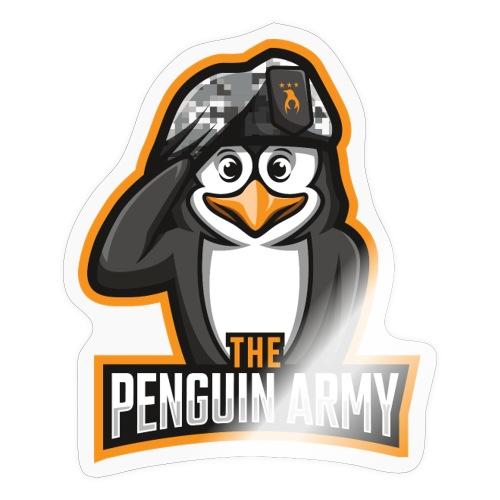 The Penguin Army Logo - Sticker