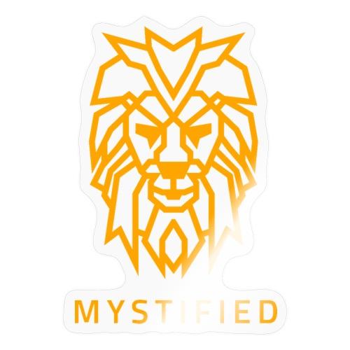 Mystified Oranje Leeuw - Sticker