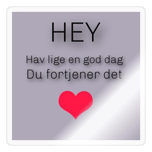 God dag - Sticker