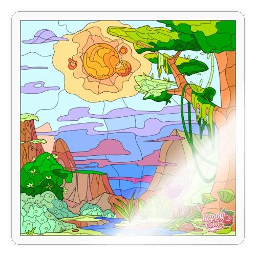 Sol - Sticker