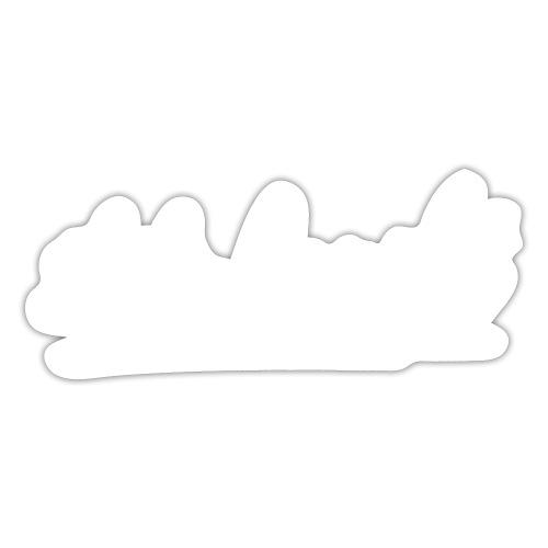 stets bemüht - lustiger Spruch - Funshirt - Urlaub - Sticker