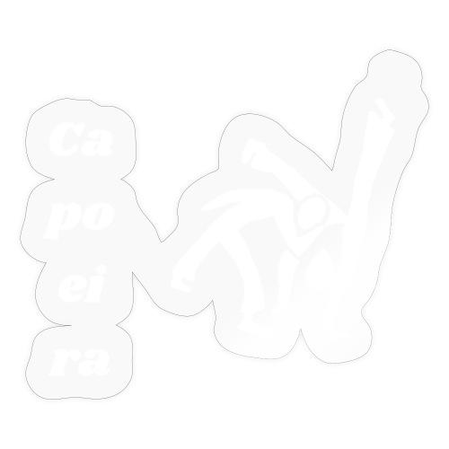 capoeira - Adesivo