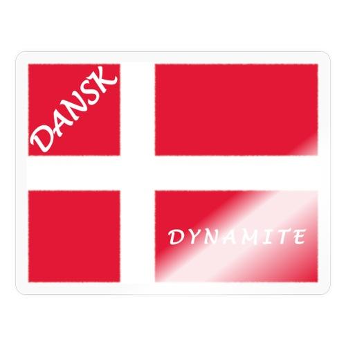 Dänemark 21.1 - Sticker