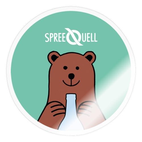 Spreequell Bär - Sticker