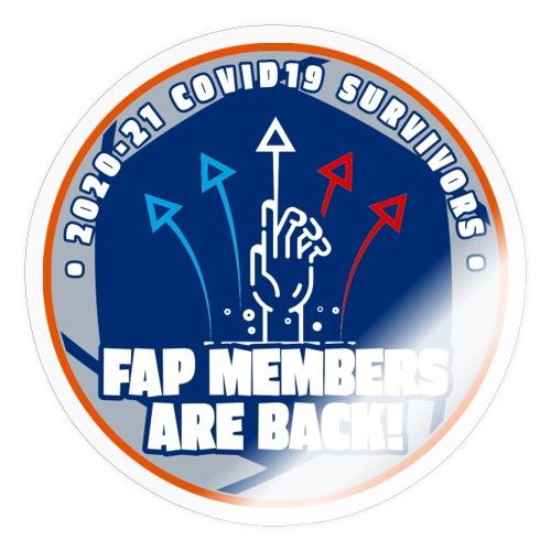 FAP Members are back - Autocollant