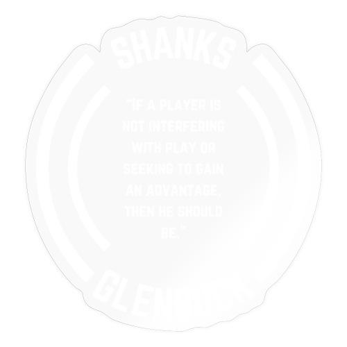 Shanks Collection 1 - Sticker