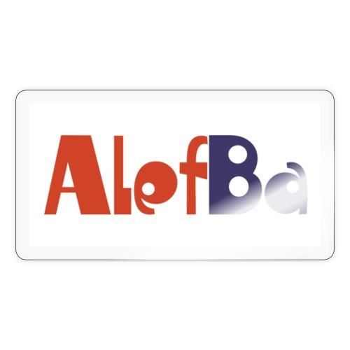 alefba - Sticker