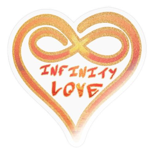 INFINITY LOVE - UNENDLICHE LIEBE - Sticker