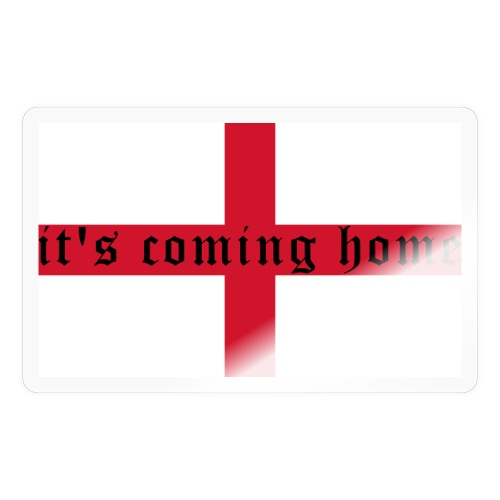 England 21.1 - Sticker