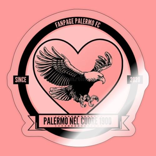 Palermo Nel Cuore 1900 - Adesivo