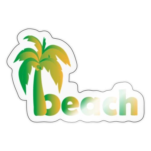Beach - Adesivo