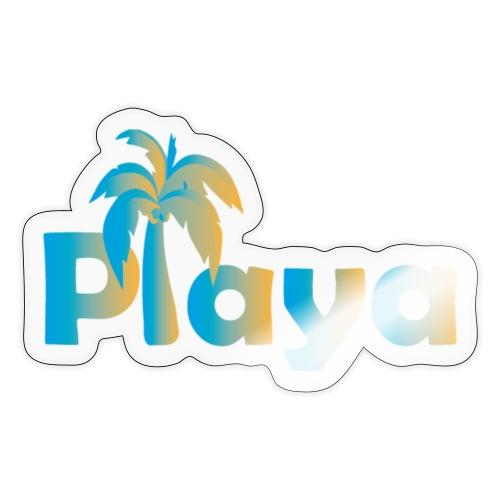 Playa - Adesivo
