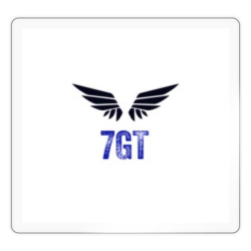 Logo 7GT - Adesivo