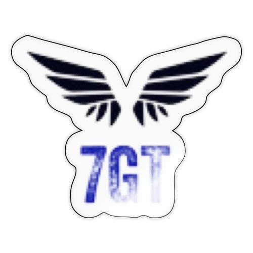 7GT Shop - Adesivo