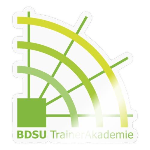 BDSU TrainerAkademie Logo - Sticker
