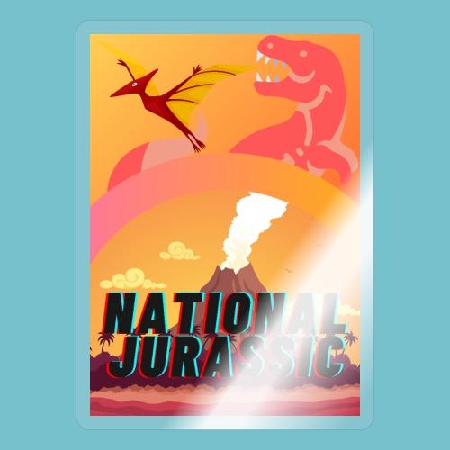Cretaceous Extinction - Sticker