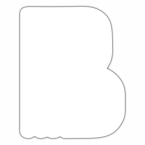Bricks and the City (white logo) - Adesivo