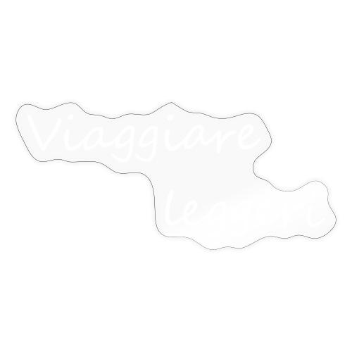 LogoWhite - Adesivo