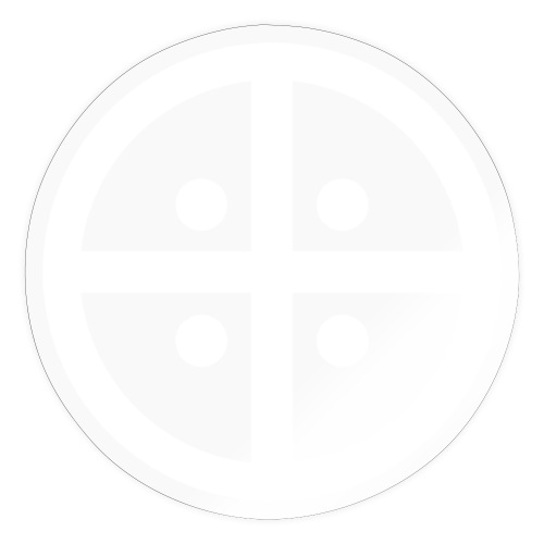 Vågne Venner - Symbol - Sticker