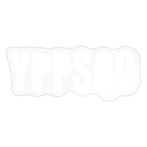 YPPSQC FACEBLC - Autocollant